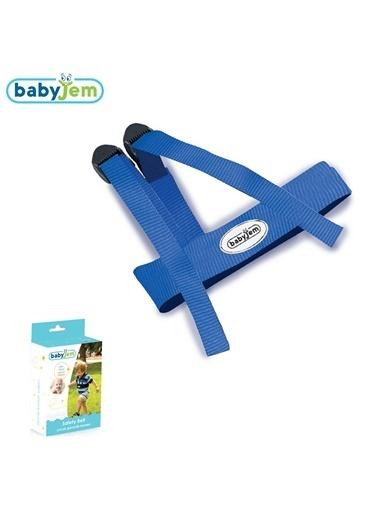 Baby Jem Güvenlik Kayışı Mavi